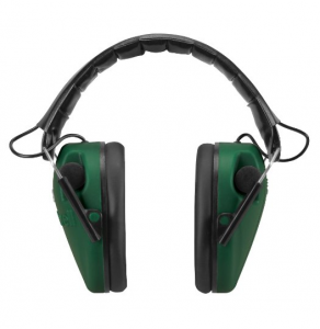 Caldwell E-Max Low Profile Electronic Muffs- best ear protection for shooting