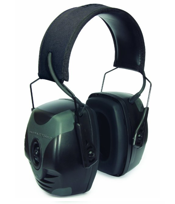 Howard Leight R-01902 Impact Pro Electronic Shooting Earmuffs