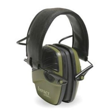 Howard Leight R-01526 Impact Sport Electronic Earmuffs