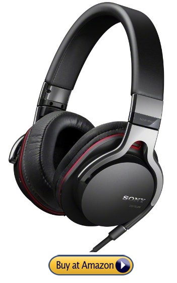 Sony MDR-1RNC top canceling headphones